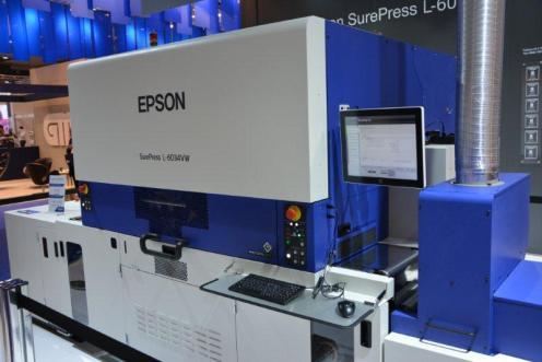 Epson SurePress L6034VW